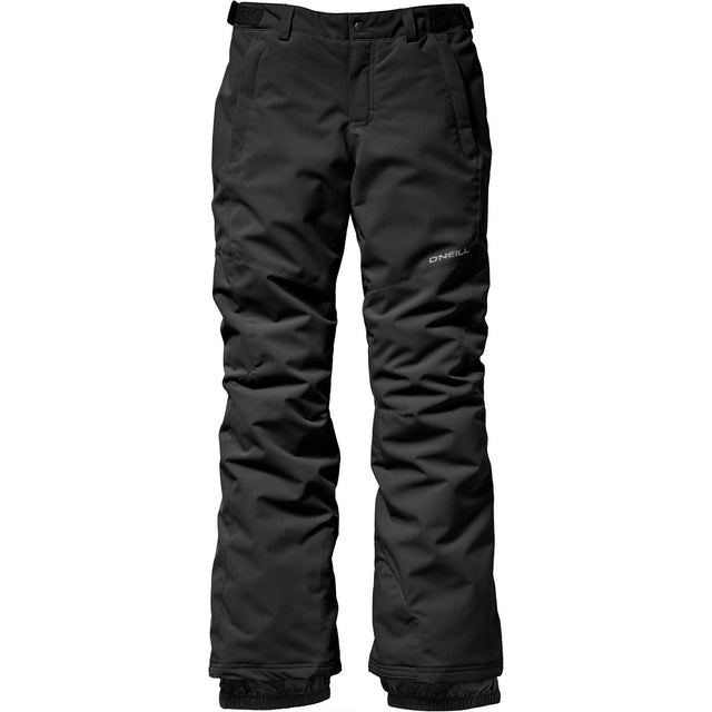 Charm Girls Snow Pant - Black Out