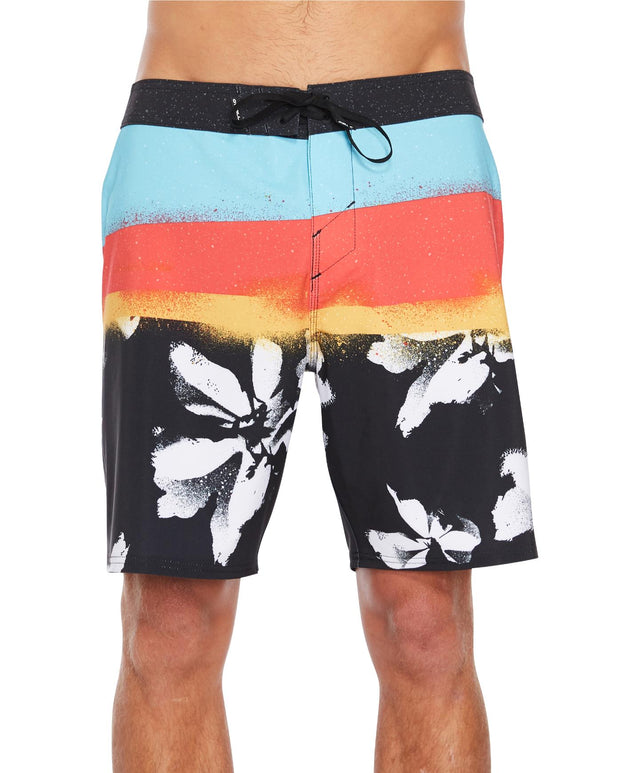Hyperfreak Elevate Boardshort - Black