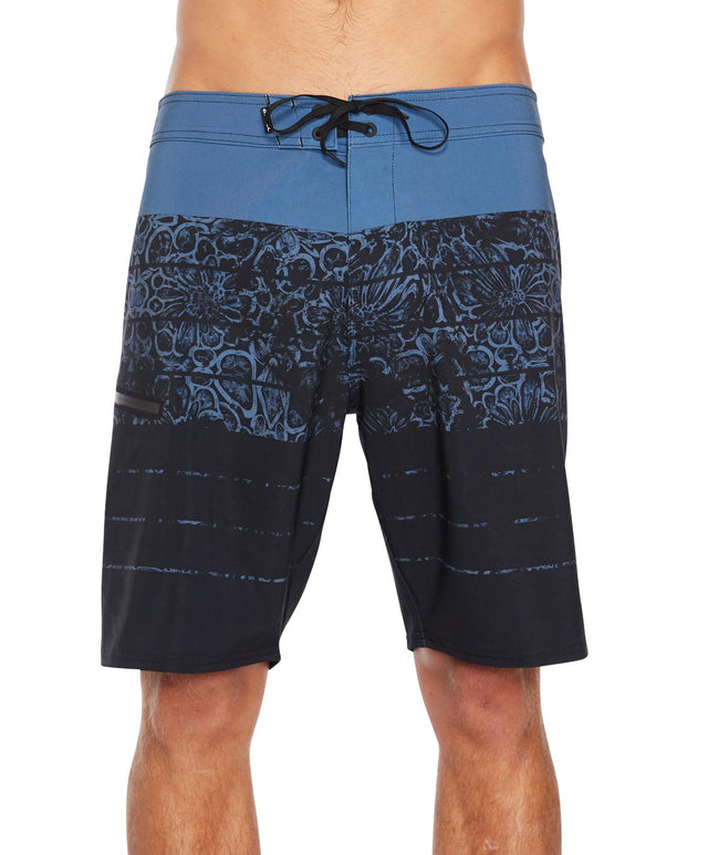 Hyperfreak Loco Boardshort - Black Ice