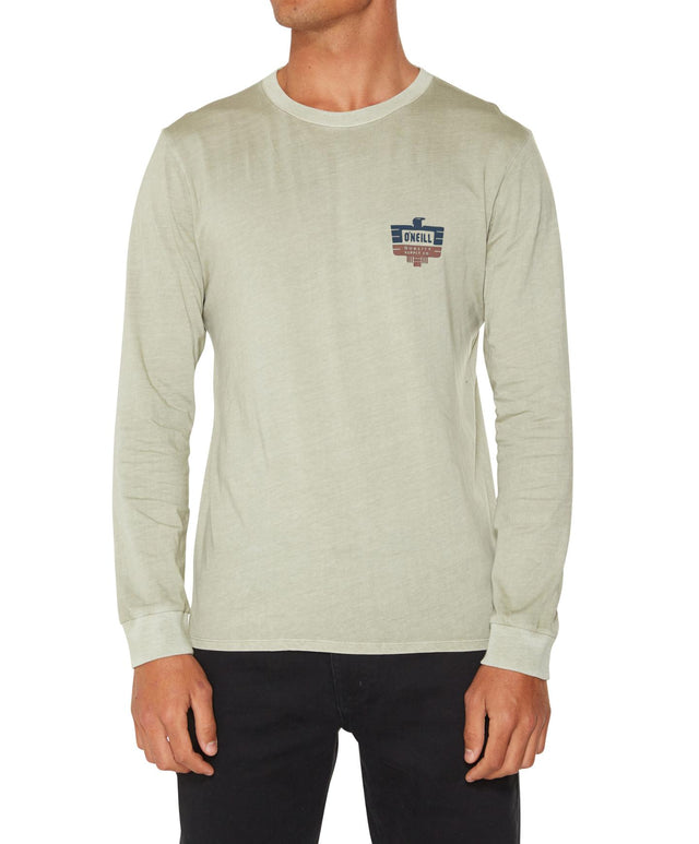 Supply Long Sleeve T-Shirt - Lichen Green