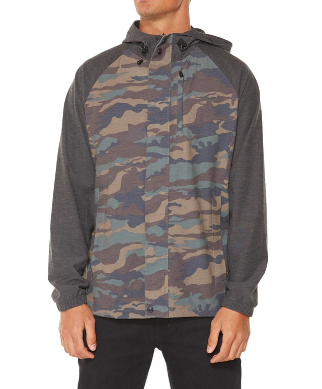 Traveler Dawn Patrol Jacket - Camo