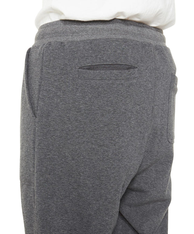 TRVLR Bonded Fleece Pants - Charcoal Marle
