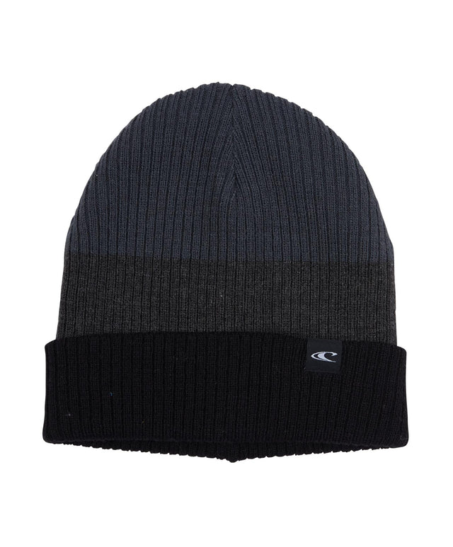 Union Beanie - Black Out