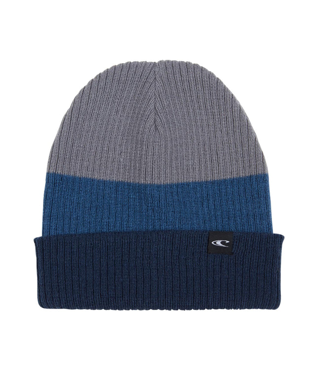 Union Beanie - Ink Blue