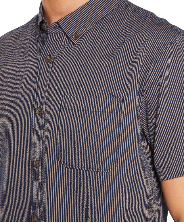 Montauk Shirt - Navy