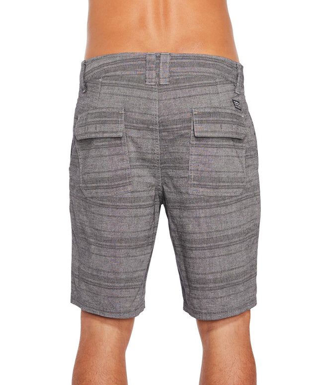 Bateman Walk Short - Black