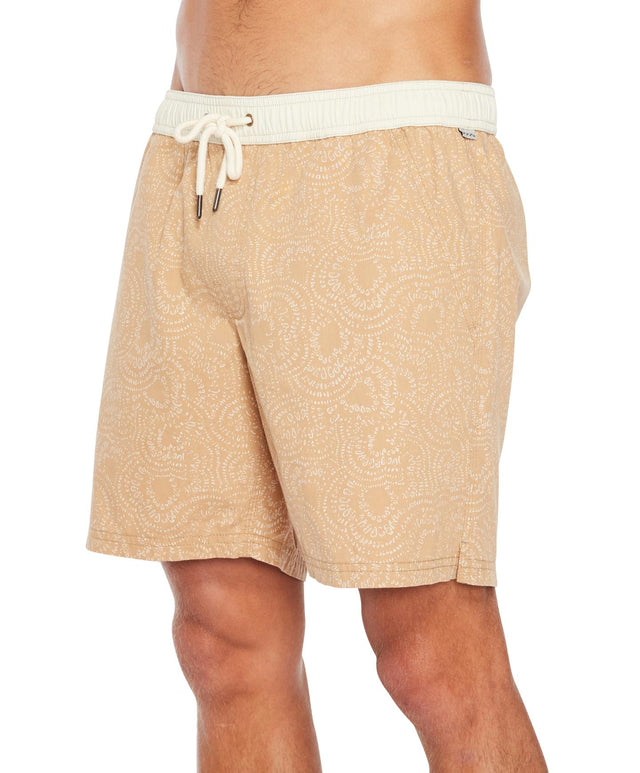 Dunes Slacker Shorts - Dusty Sand