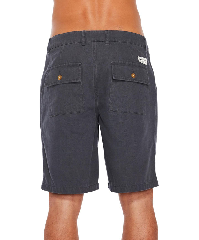 Mission Walk Short - Navy Bermuda