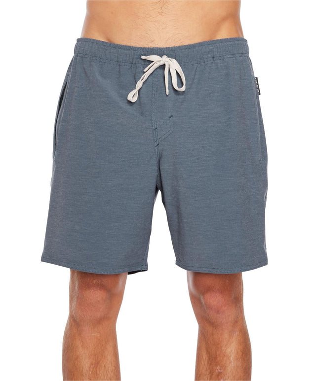 Switch Slacker Short - Grey Blue