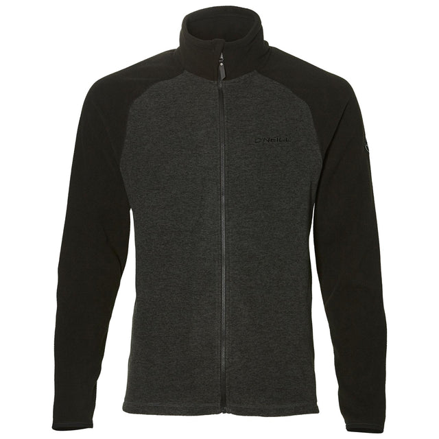 Ventilator Full Zip Fleece - Black Out