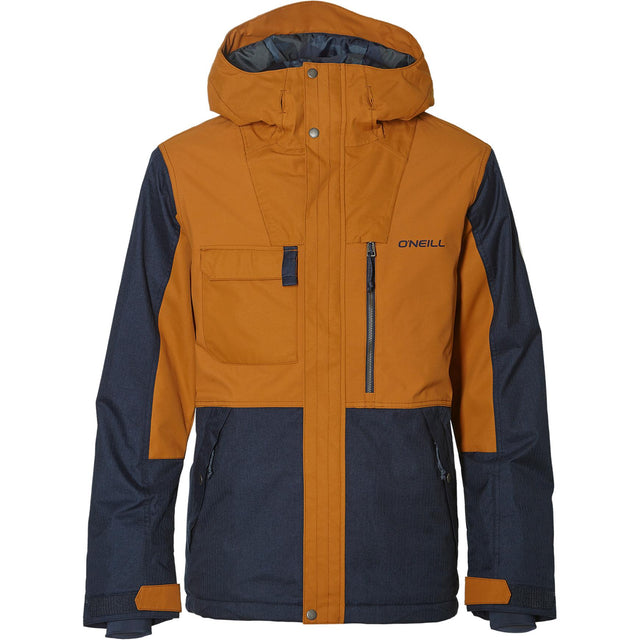 Hybrid Utility Jacket - Glazed Ginger
