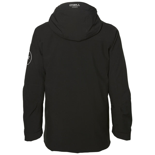 Jones Rider Jacket - Black Out