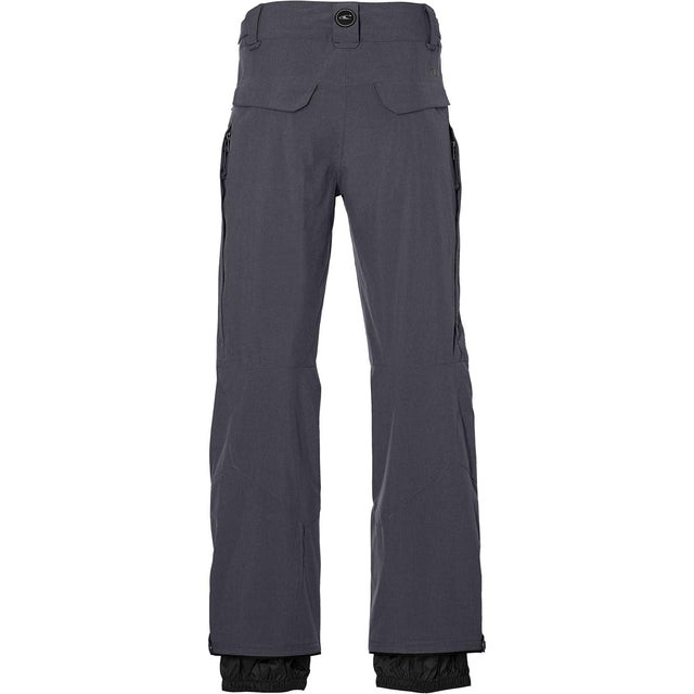 Construct Pant - Mid Grey Melee