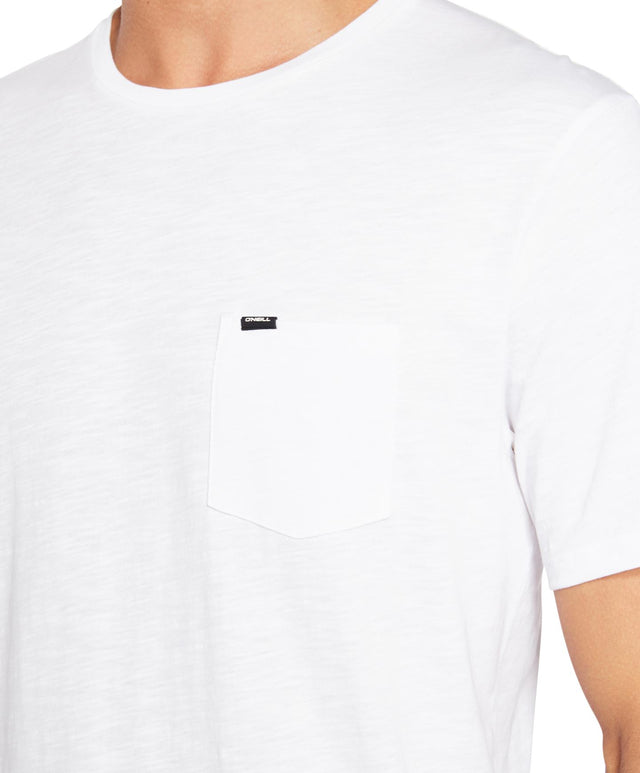 LM Jacks Base T-Shirt - Super White