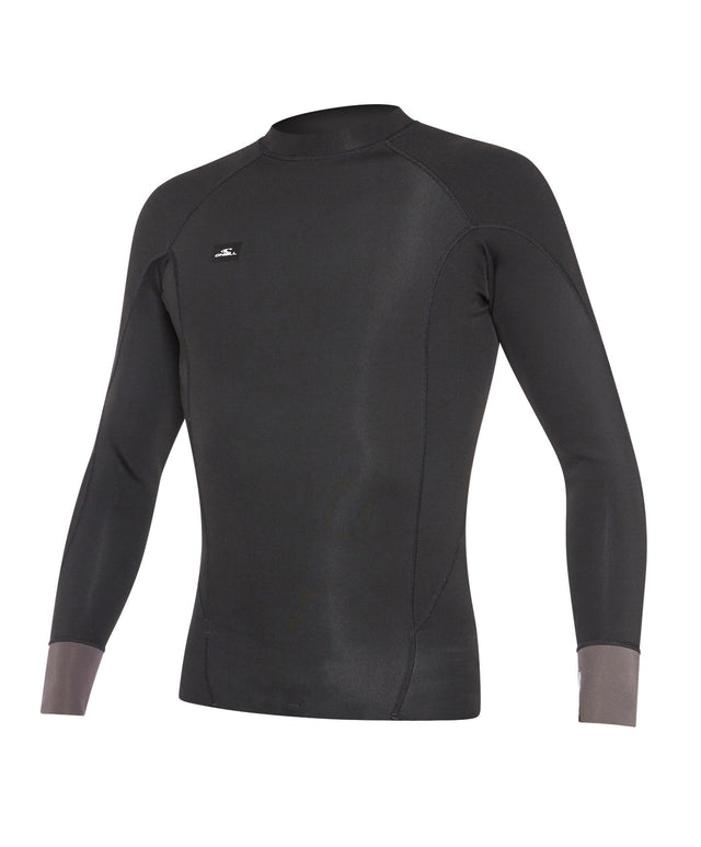 Defender Long Arm Wetsuit Jacket 1mm Revo - Black Midnight Oil
