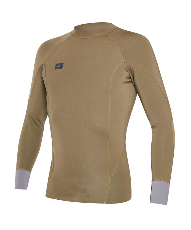 Defender Long Arm Wetsuit Jacket 1mm Revo - Desert Smoke