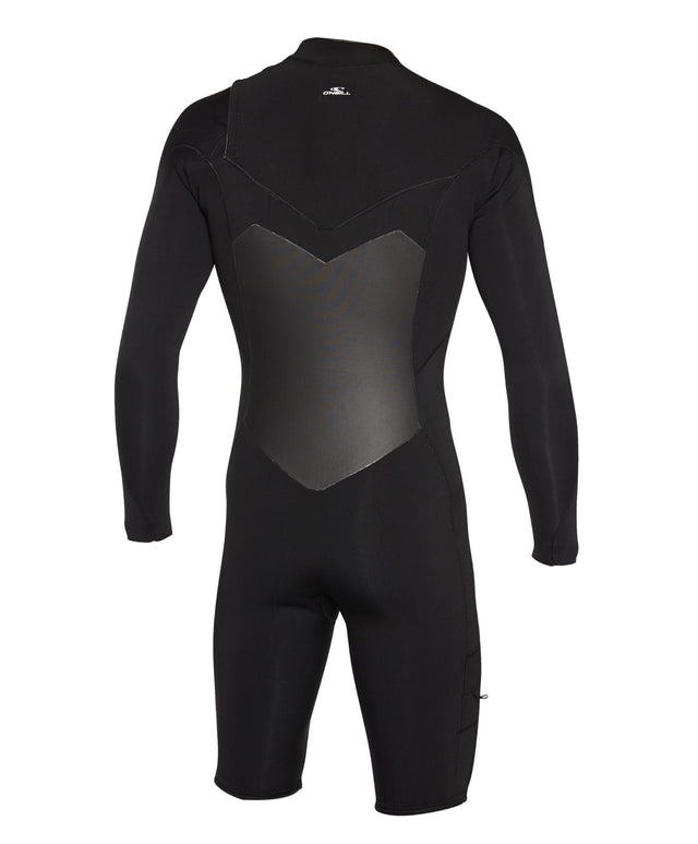 Defender Long Arm Spring Suit Fuze 2mm Wetsuit - Black
