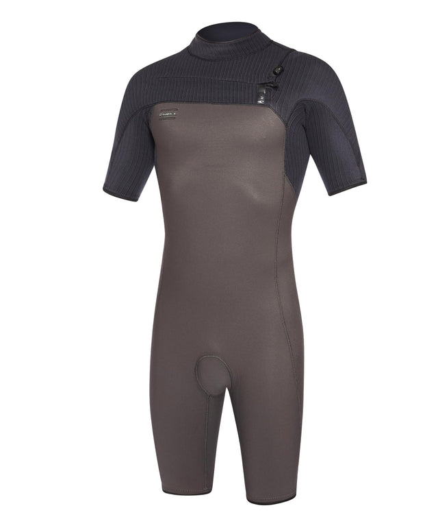 Hyperfreak Fuze Springsuit Wetsuit 2mm Short Arm - Black Midnight Oil