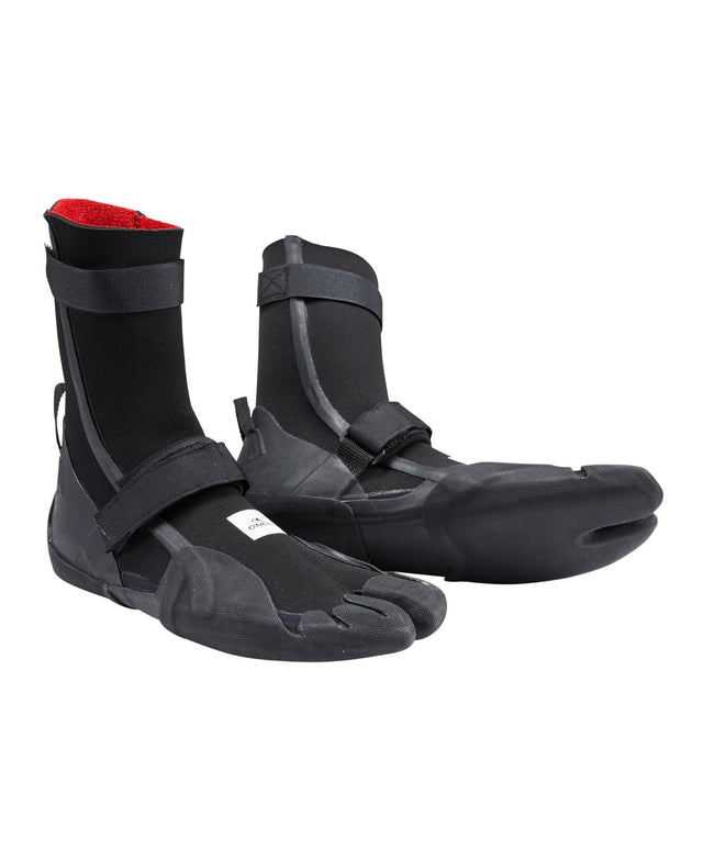 Defender 3mm Split Toe Wetsuit Boot - Black
