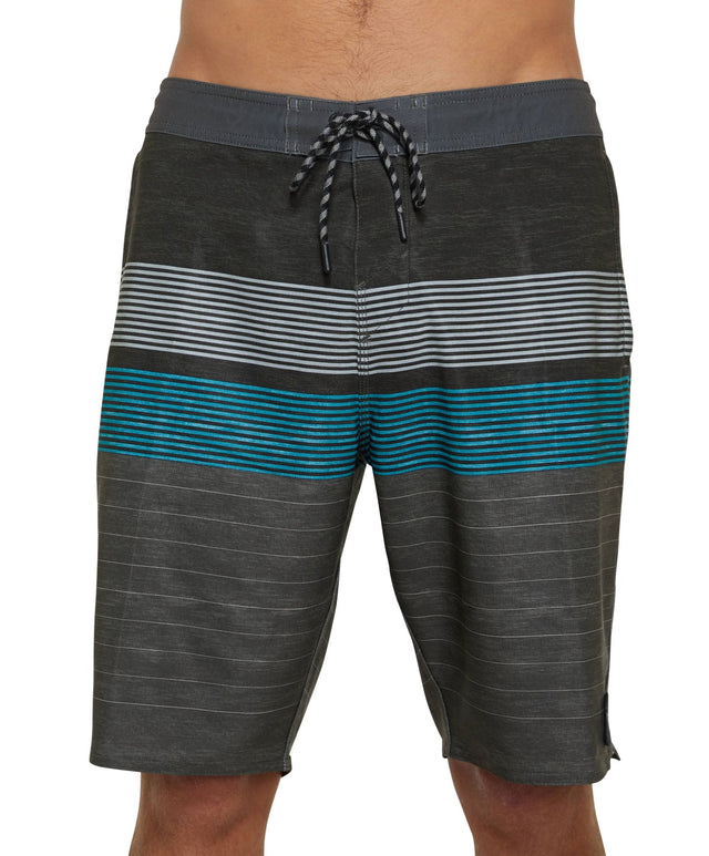 Anytime Cruzer Boardshort - Black