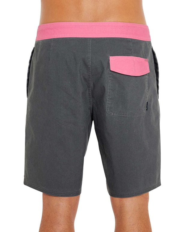 Faded Cruzer Boardshort - Graphite