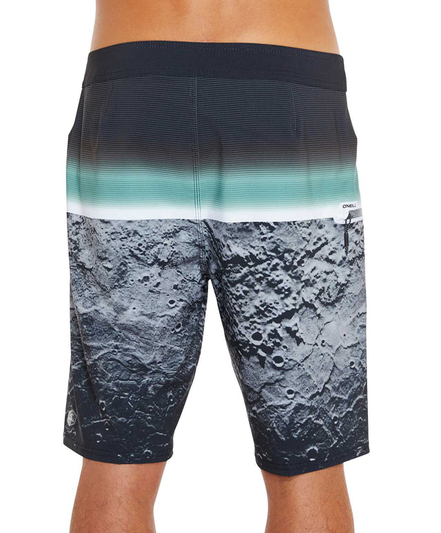 Hyperfreak Boardshort - Teal