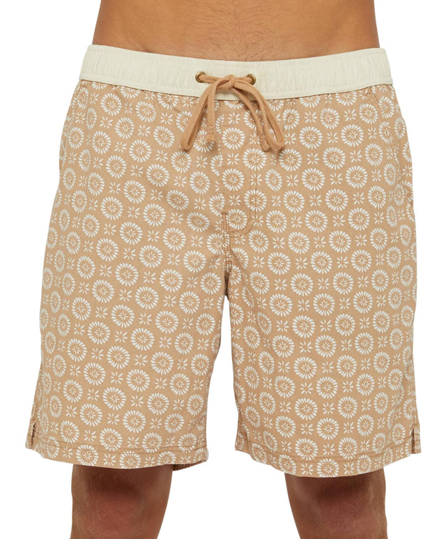 Laguna Slacker Shorts - Dusty Sand