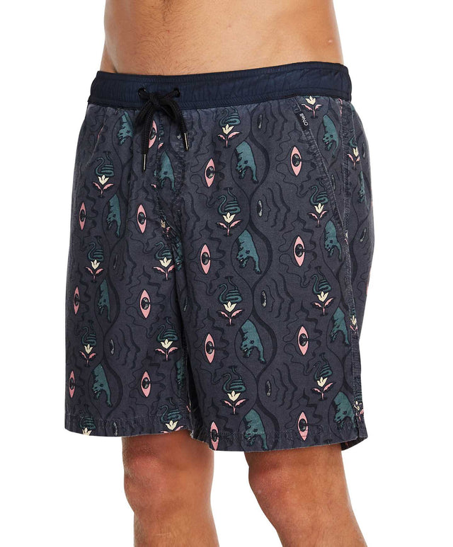 Rituals Slacker Shorts - Charcoal