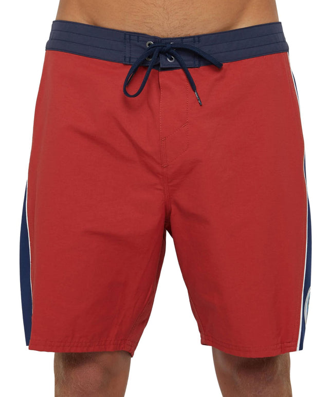 Suntrunk Shorts - Red White Blue