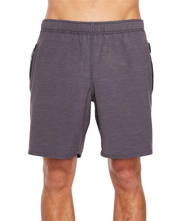 Todos Switch Slacker Shorts - Navy Bone