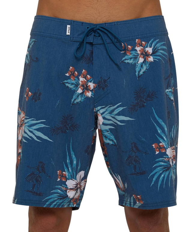 Undercurrent Boardshort - Blue