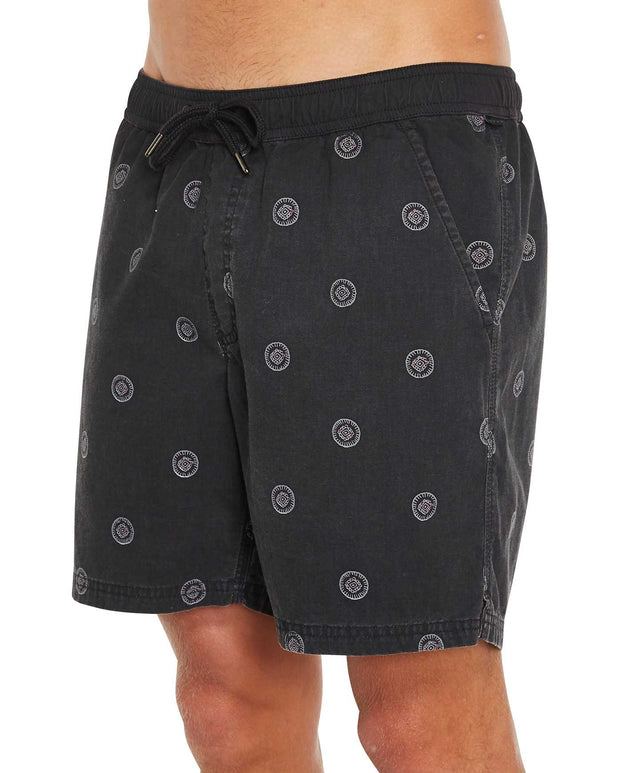 Vertigo Slacker Shorts - Charcoal
