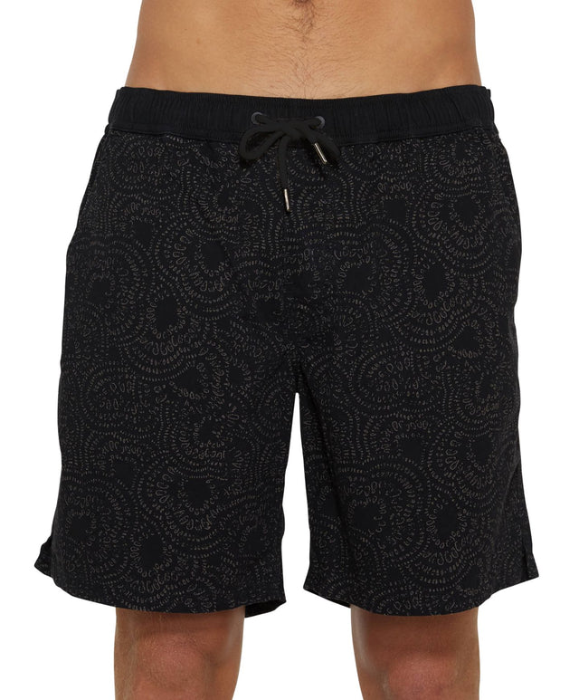 Deserts Slacker Shorts - Black