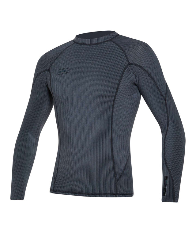 Hyperfreak 1.5mm TB3X Long Sleeve Wetsuit Jacket - Graphite