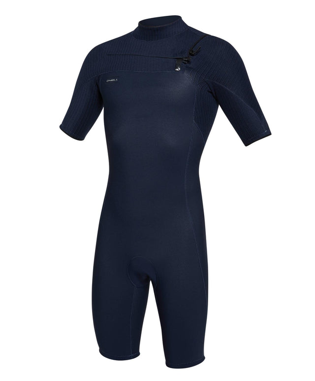 Hyperfreak 2mm Spring Suit Chest Zip Wetsuit - Abyss