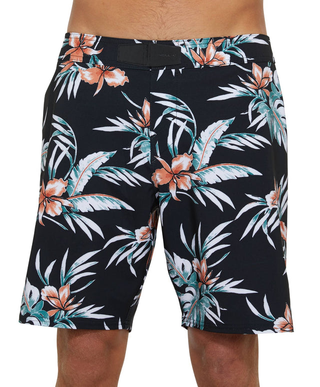 Hyperfreak Haven Boardshort - Black