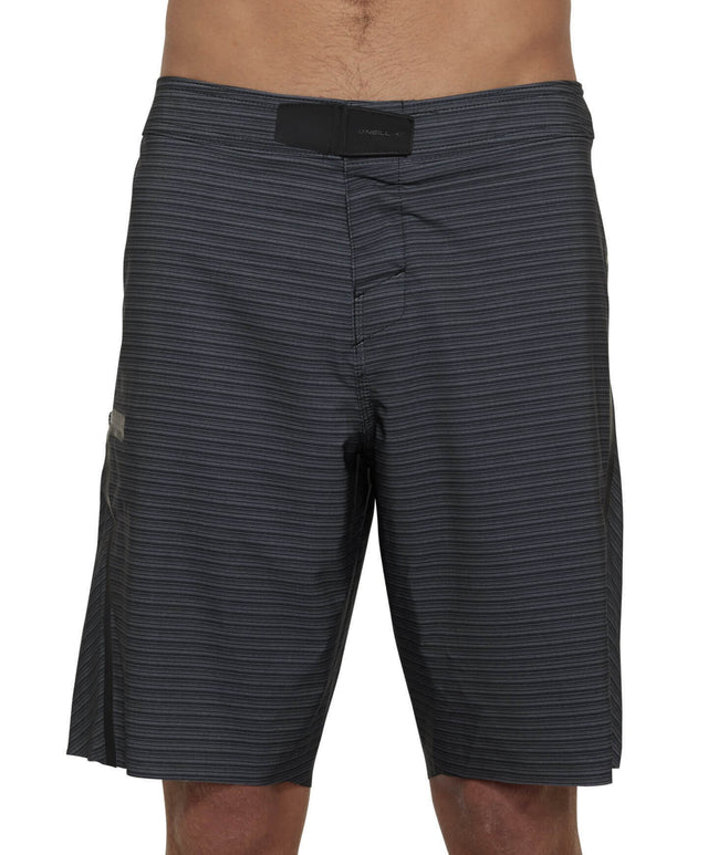 Hyperfreak Hydro Comp Boardshort - Black