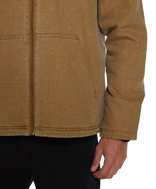 Chapman Jacket - Tobacco