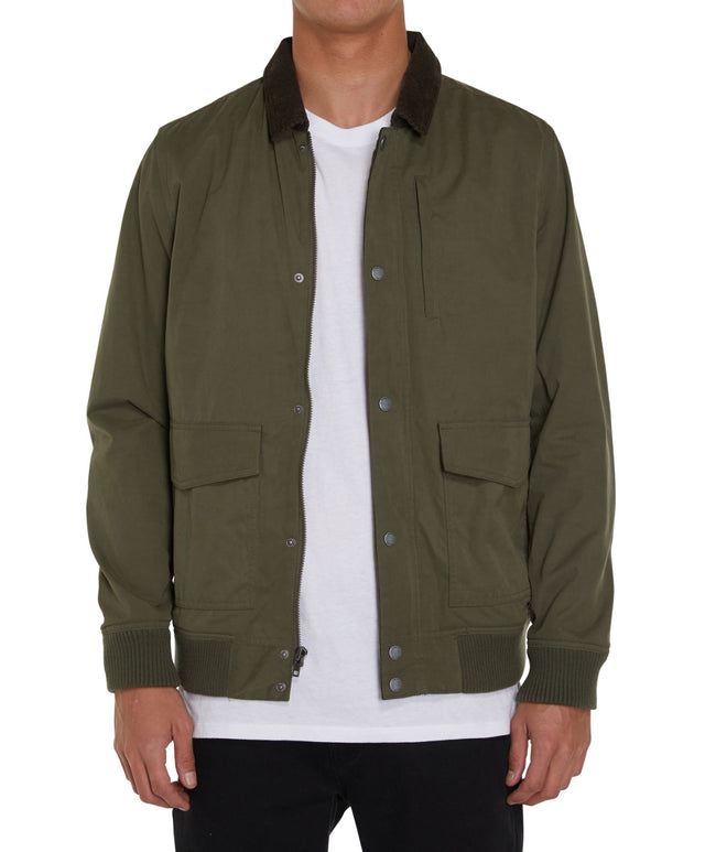 Robinson Flight Jacket - Army