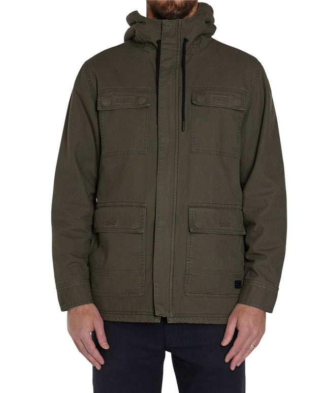Stormwall Jacket - Night Green