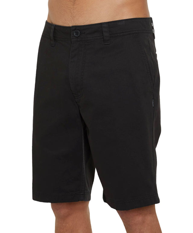Jay Chino Short - Black