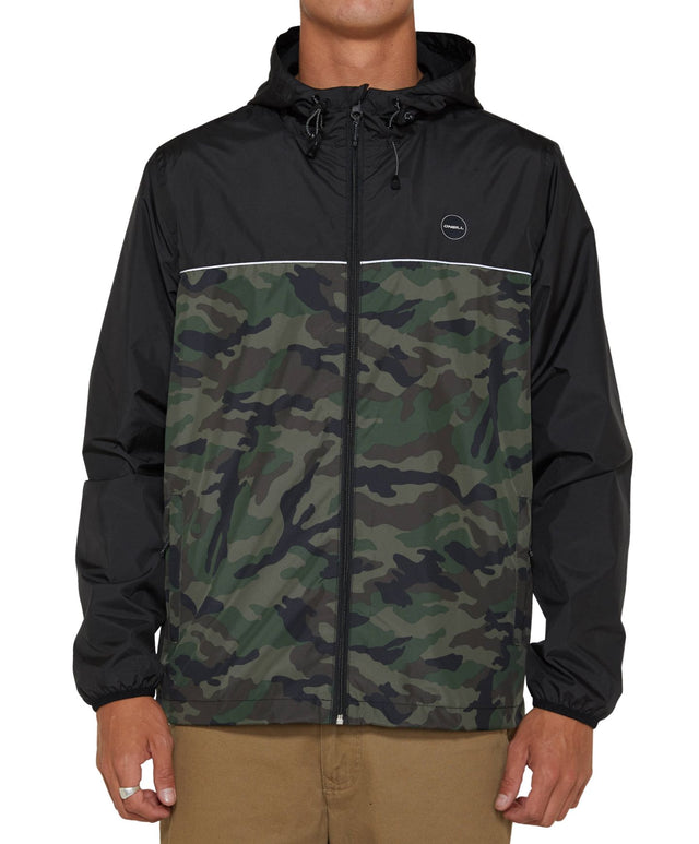 Nomadic Windbreaker Jacket - Camo