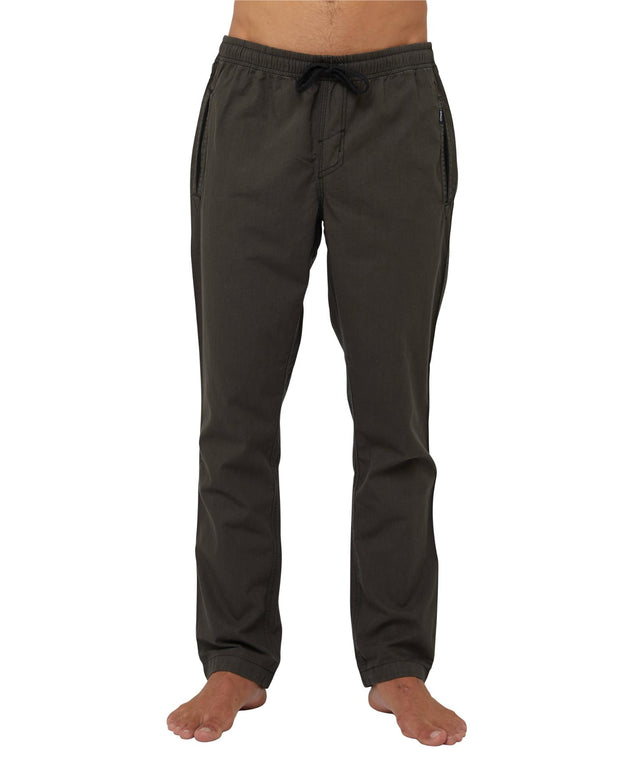 Switch Slack Pant - Army/Black