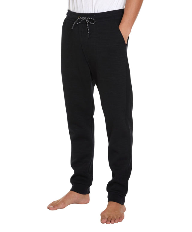 Transit Bonded Fleece Pant - Black Marle