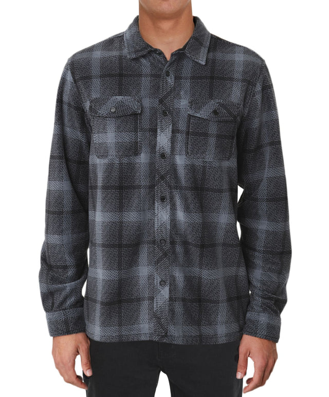 Glacier Peak Long Sleeve Shirt - Slate