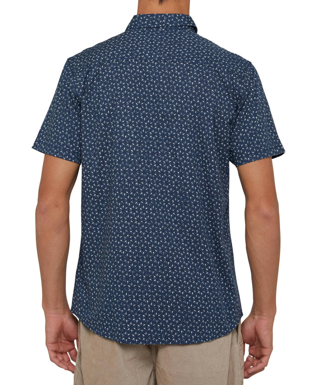 Tame Short Sleeve Shirt - New Navy