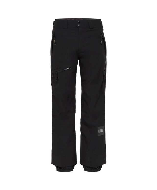 Mens GTX MTN Madness Snow Pant - Black Out