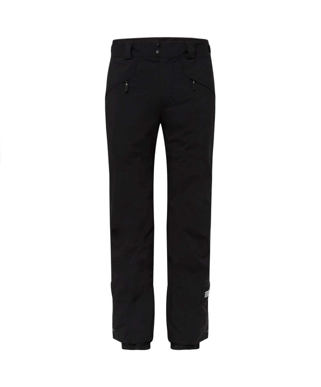 Mens Hammer Snow Pant - Black Out