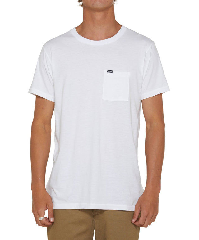 Solo Mission T-Shirt - Super White