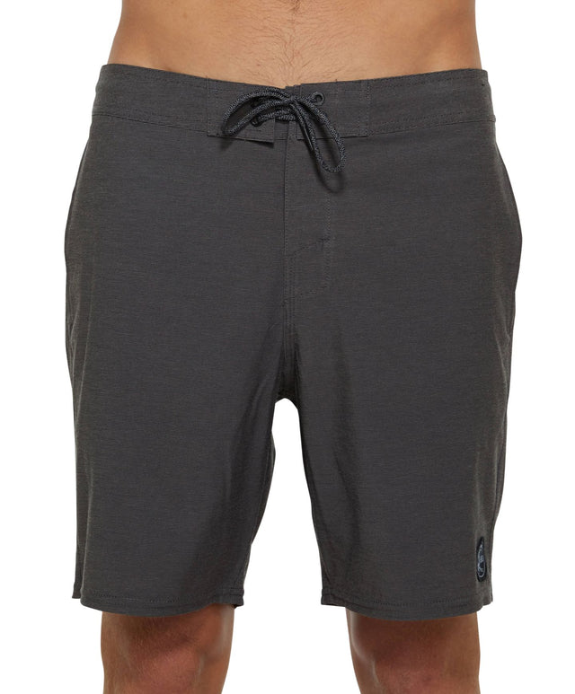 Staple Cruzer Boardshort - Black